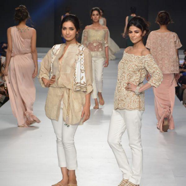 Misha Lakhani SS Collection at Sunsilk Fashion Week 2015