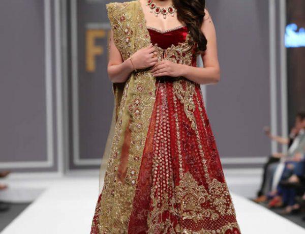 Saira Rizwan Dresses at FPW 2016