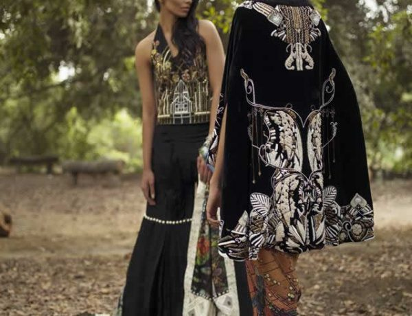 Summer Resort Collection by Nida Azwer 2016
