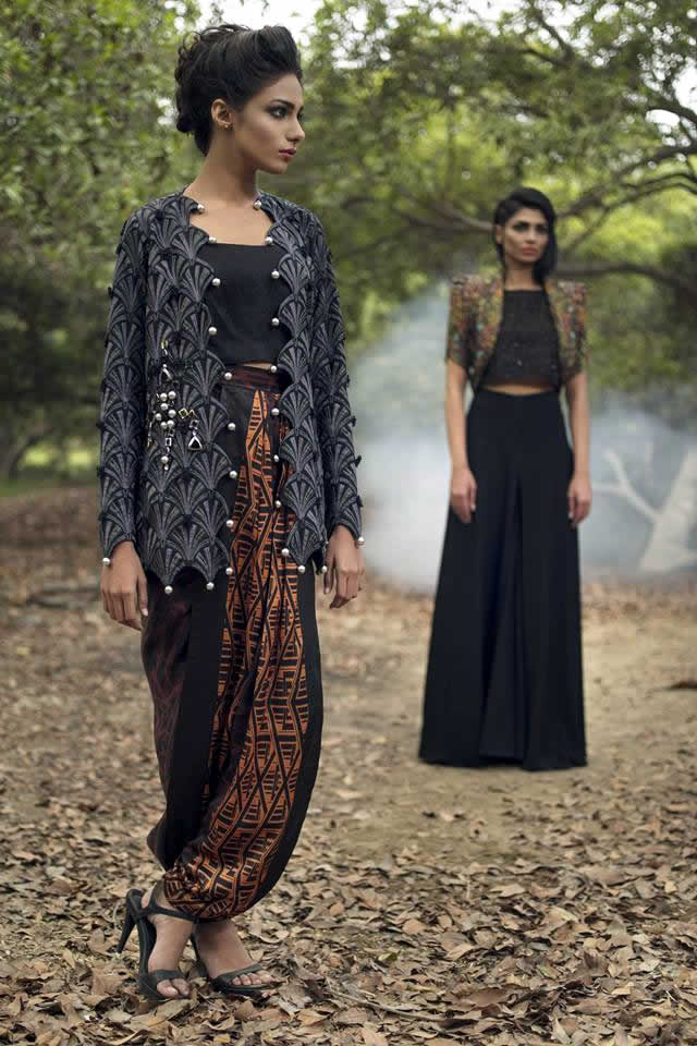 Nida Azwer Summer collection 2016 Gallery