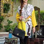 Nida Khurram Dresses Summer Lawn 2015 Prints