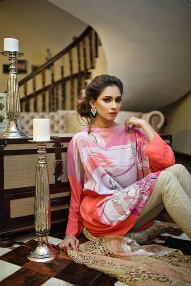Nida Khurram Dresses Collection Picture Gallery