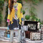 2015 Nida Khurram Lawn Designs