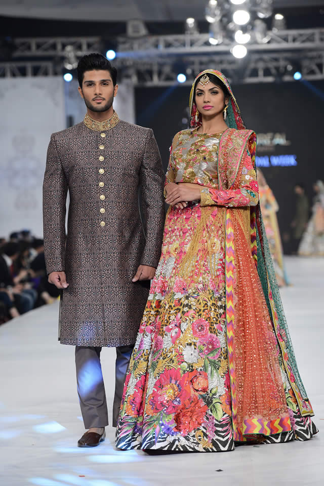 Nomi Ansari 'Marjaan' Collection at PLBW16