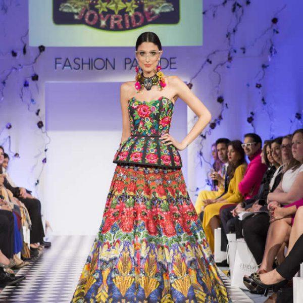 Nomi Ansari Dresses at Fashion Parade 2016