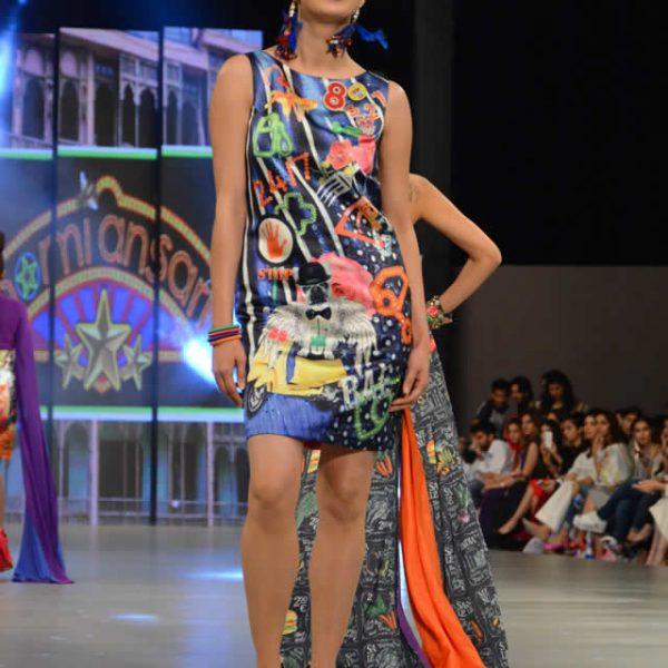 Nomi Ansari Joyride Collection at PFDC Sunsilk Fashion Week 2016