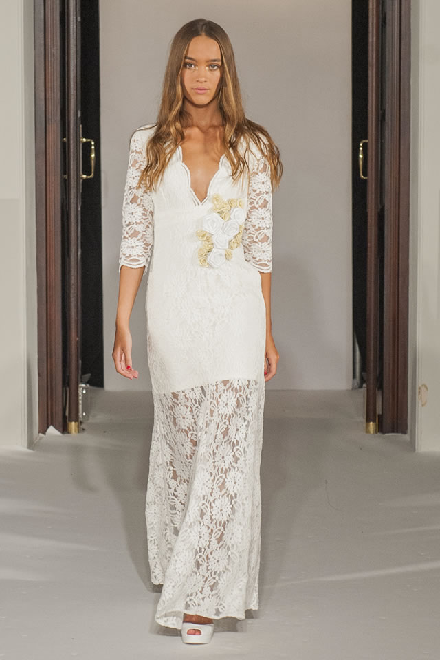 2015 Omar Mansoor Dresses Pics
