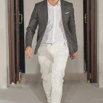 Omar Mansoor London Fashion Week
