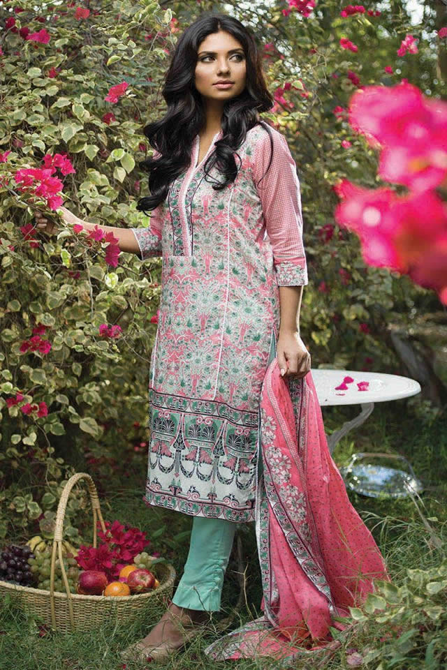 238c540faad1 Orient Latest Summer Lawn Collection 2016