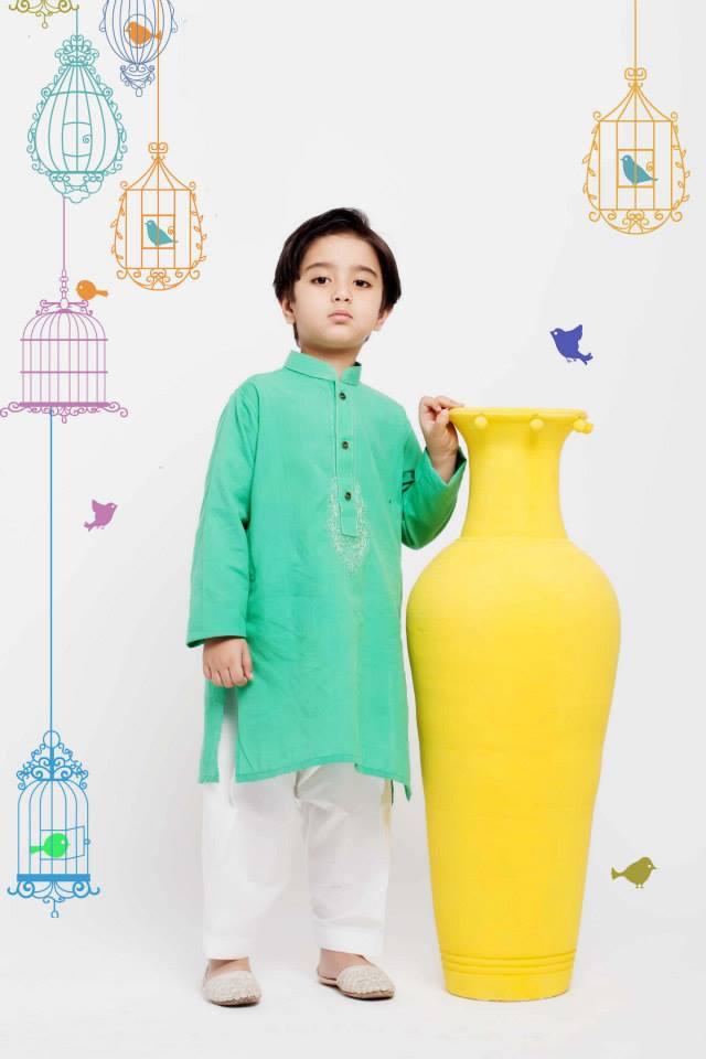 Origins Kids Eid Collection 2015 Photos