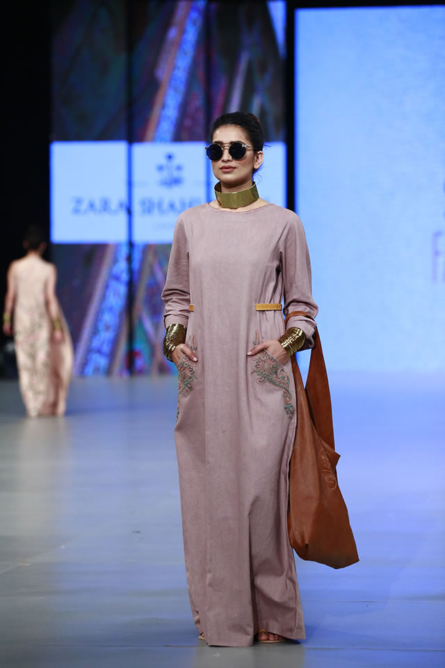 PSFW 2016 Zara Shahjahan Dresses Gallery
