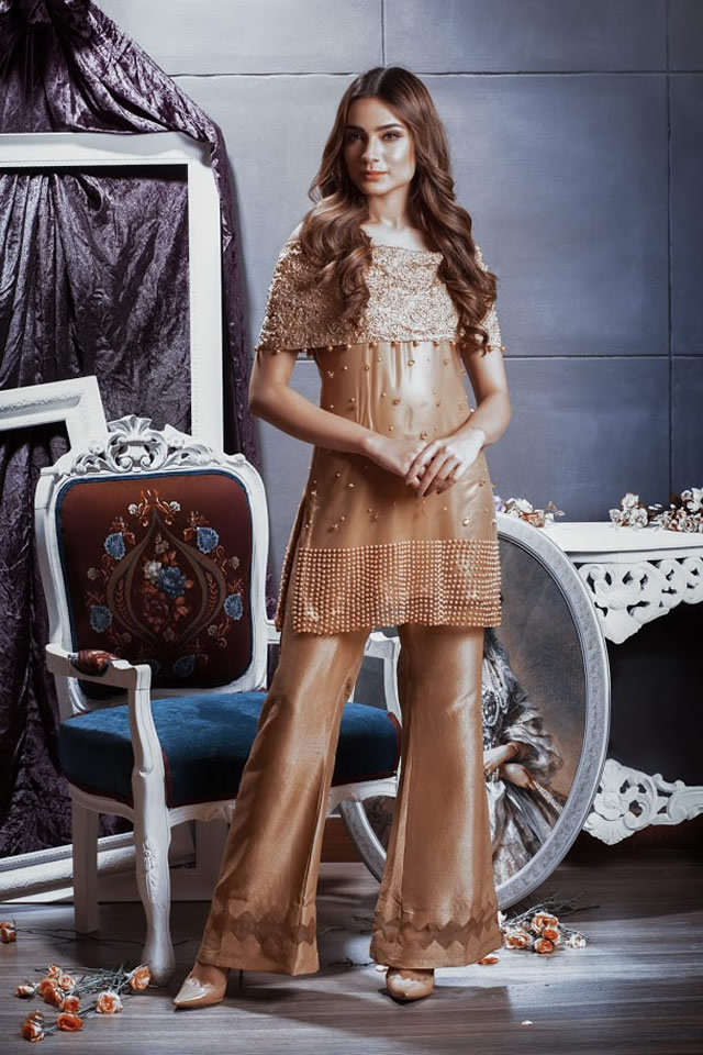 Pehnou Party Wear collection 2016