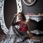 Pehnou Party Wear Dresses collection 2016 Photos