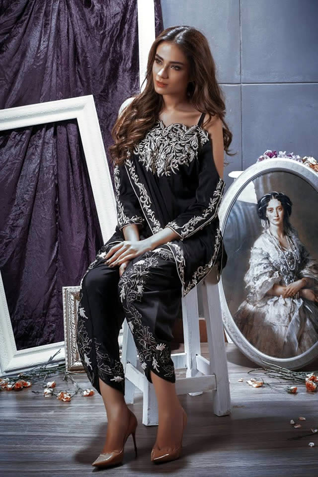 2016 Pehnou Party Wear collection Images