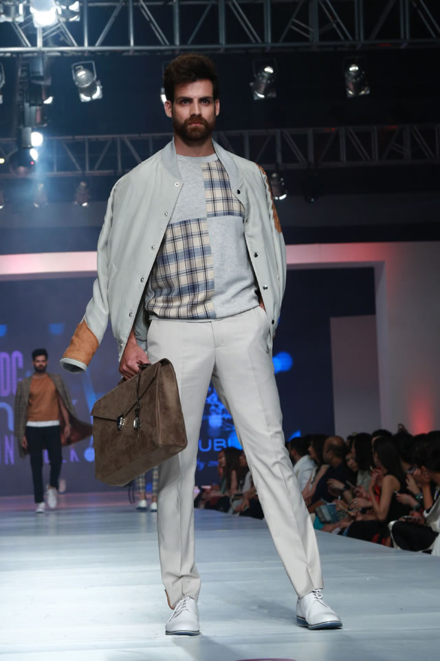 REPUBLIC BY OMAR FAROOQ AT COLLECTION PFDC Sunsilk 2015 Fashion Week