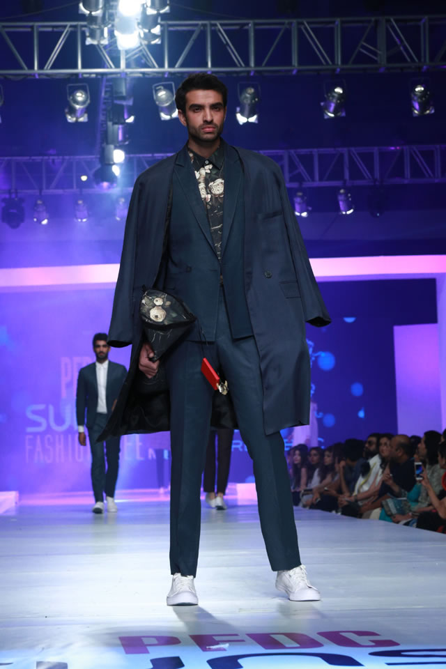 Fashion Week REPUBLIC BY OMAR FAROOQ AT COLLECTION PFDC 2015 Sunsilk