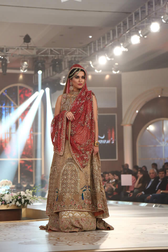 Fashion Designer Rani Emaan Dresses Bridal Couture Week 2015 Photo Gallery Fashion Central