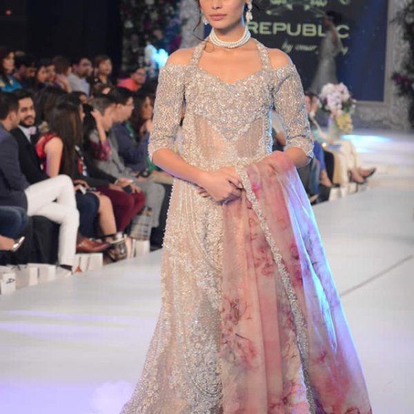 Omar Farooq Collection at PFDC L'Oréal Paris Bridal Week 2015