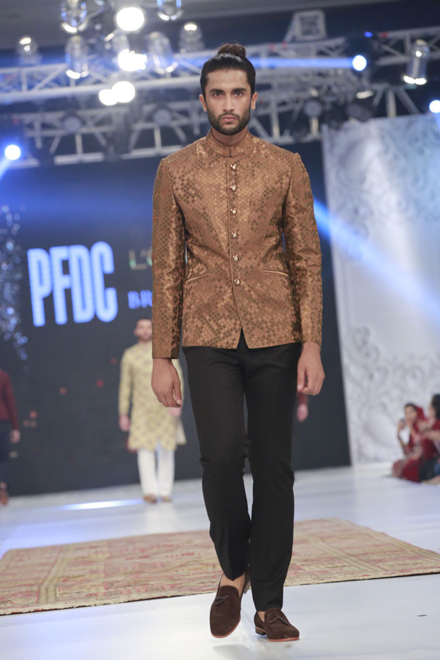 2016 PLBW Republic by Omar Farooq Dresses Collection Photos