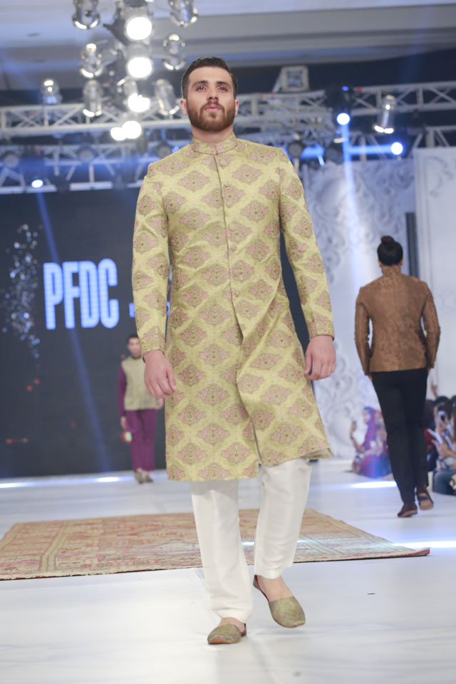 2016 PLBW Republic by Omar Farooq Collection Photo Gallery
