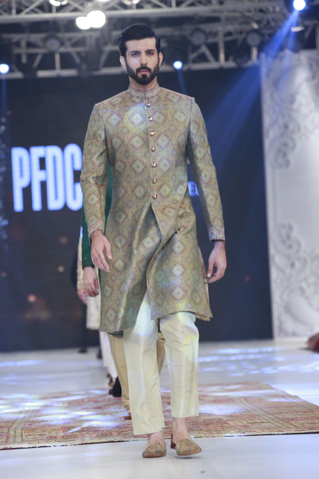 2016 PLBW Republic by Omar Farooq Bridal Collection Pictures
