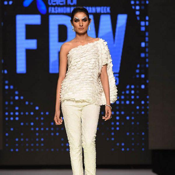 Rizwanullah collection at Telenor Fashion Pakistan Week 2015