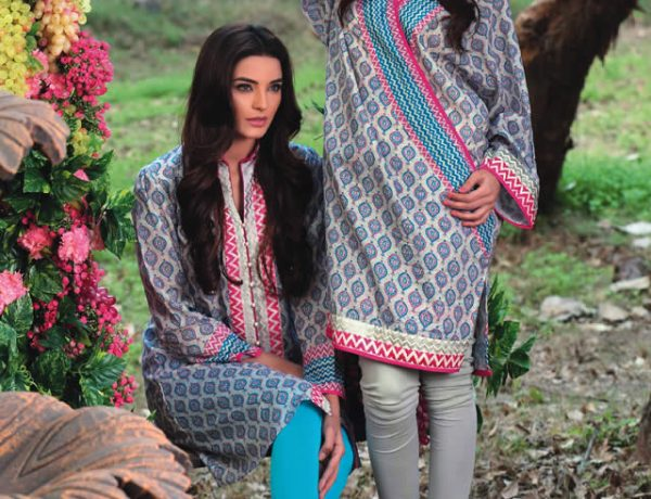 SNM's Spring Summer Lawn by Din Industries