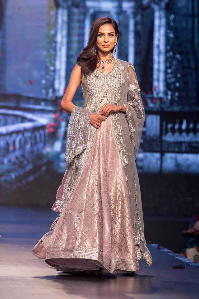 2016 BCW Saadia Mirza Bridal Collection Pictures