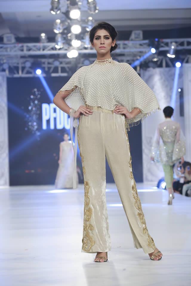 Fashion Designer Saira Rizwan Dresses Collection Photos