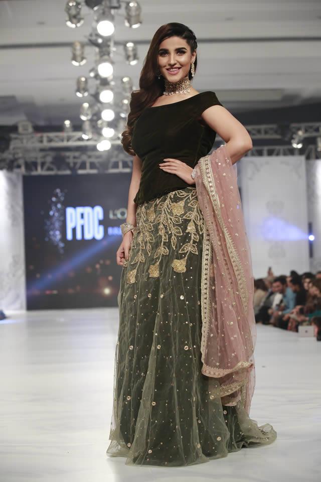 Saira Rizwan Mademoiselle Bridal Collection PLBW 16