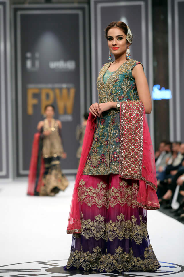 2016 FPW Saira Rizwan Collection Photo Gallery