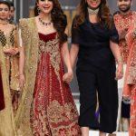 2016 FPW Saira Rizwan Bridal Dresses Pics