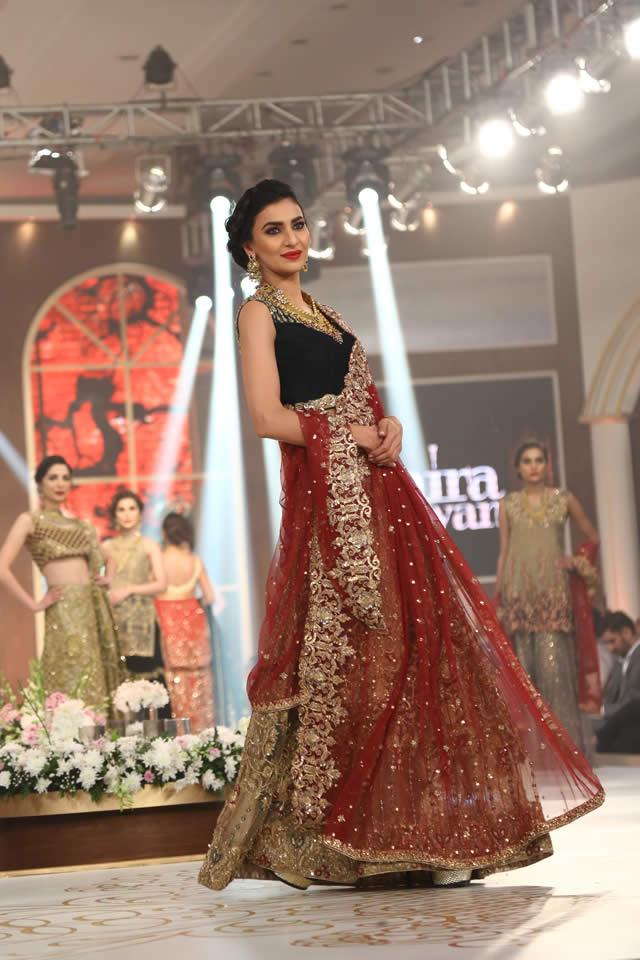 2015 Bridal Couture Week Saira Rizwan Dresses Gallery