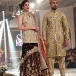 2015 Bridal Couture Week Saira Rizwan Dresses Collection Photos
