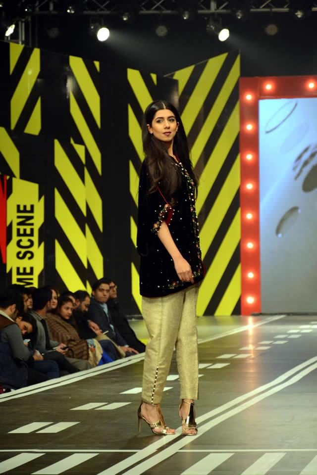 Runway Pakistan 2016 Saira Rizwan Latest Collection