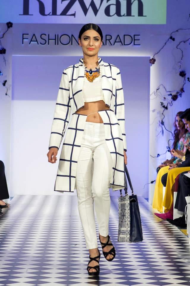 Saira Rizwan Omorfi Collection Fashion Parade London 2016