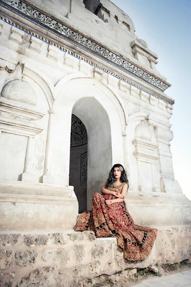2016 Saira Rizwan Bridal Couture collection Pics