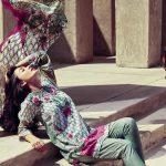 Saira Rizwan Summer Lawn Dresses collection 2016 Photos