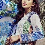 2016 Saira Rizwan Summer Lawn collection