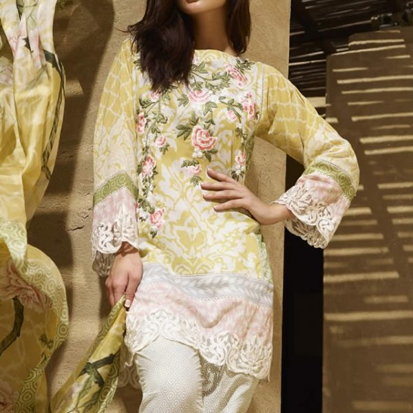 Saira Rizwan Spring Summer Collection 2016