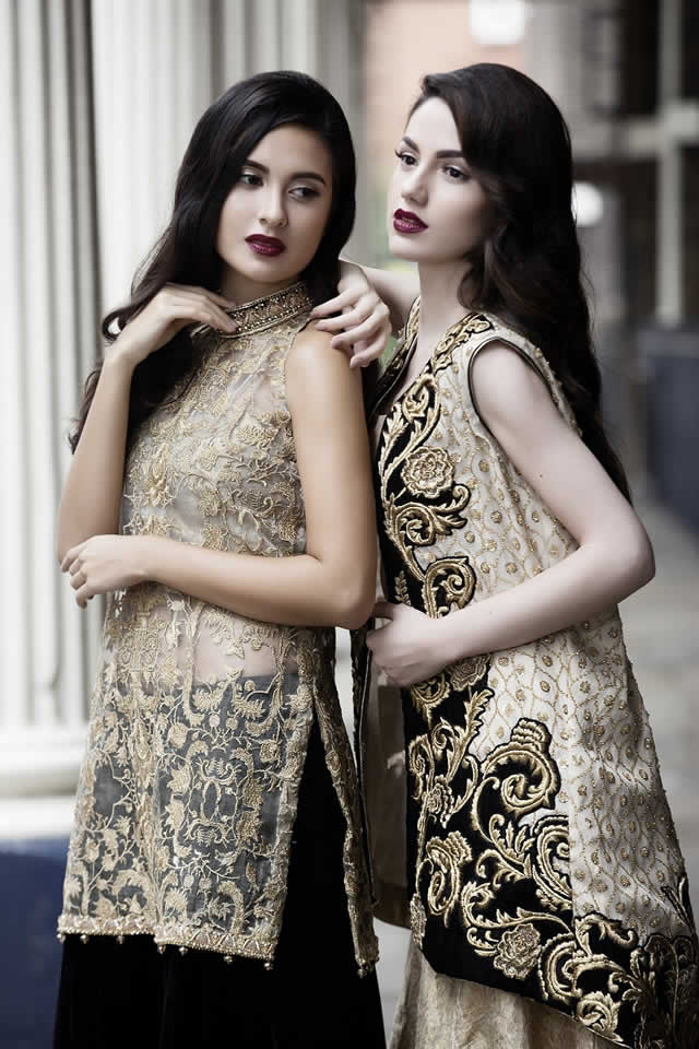 2015 Saira Rizwan Winter collection Pics