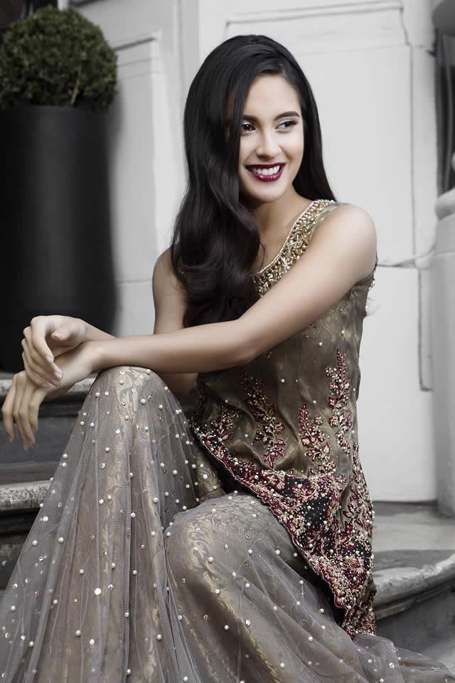 Saira Rizwan Winter Dresses collection 2015 Photos