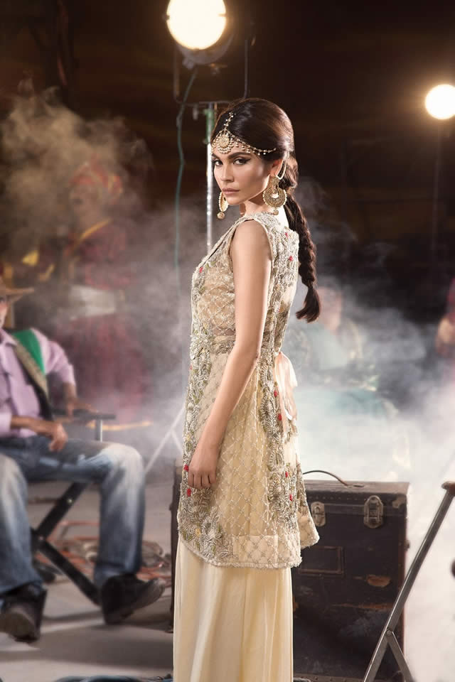 Saira Shakira Bridal Couture Collection 2015 Pics