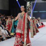 PFDC Loreal Paris Bridal Week 2015 Saira Shakira Dresses Gallery