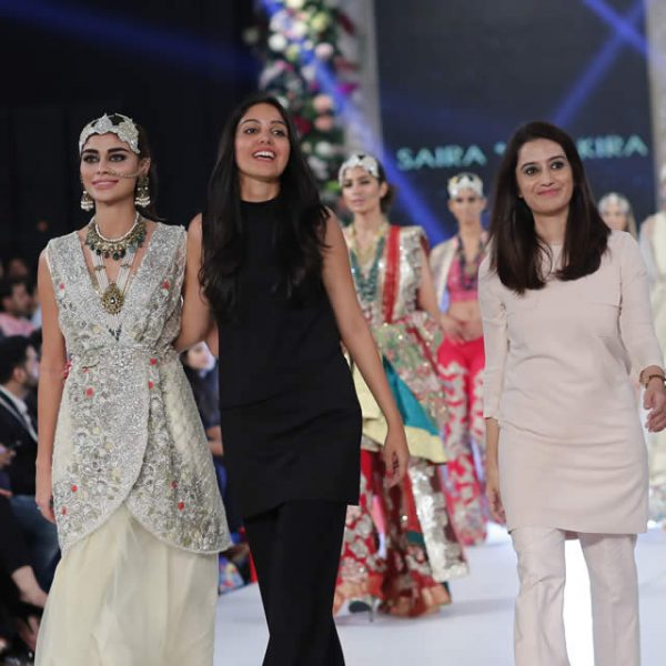 Saira Shakira Collection at PFDC L'Oréal Paris Bridal Week 2015