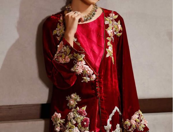 Once Upon a December - Saira Shakira's latest Luxury Pret Collection