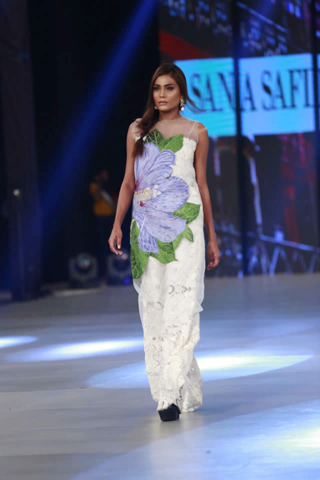 2016 Sana Safinaz Dresses Collection Images