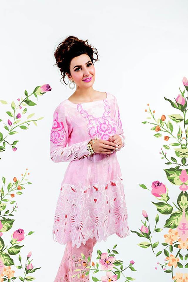 Sanam Chaudhri Summer Eid Collection 2015