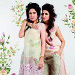 Sanam Chaudhri Eid Dresses Collection 2015 Pics