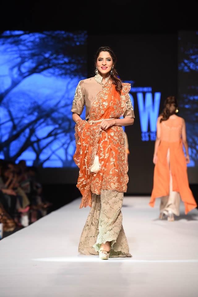 Sanam Chaudhri Dresses collection